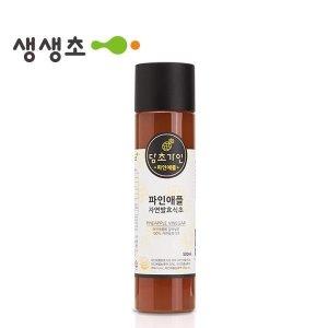담초가인 파인애플 자연발효식초 500ml