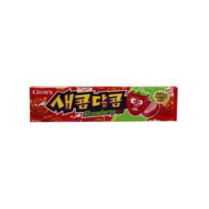 크라운 새콤달콤 딸기 29g 15개입