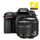 정품 D7500 + 18-55mm+55-200mm DSLR 카메라 사은품