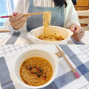 일본 전자렌지 라면용기 라면메이커 일본주방용품 - 상품 이미지