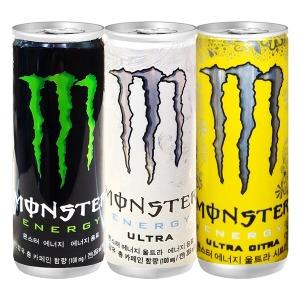 몬스터 울트라 355ml x24캔 /그린/에너지음료
