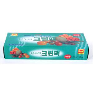 SM 온누리 크린백(25cm35cm) 50매 비닐봉투 비닐팩