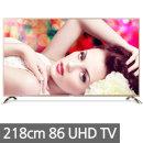 UHDTV 218cm 86 티비 4K 텔레비전 LG패널 WA
