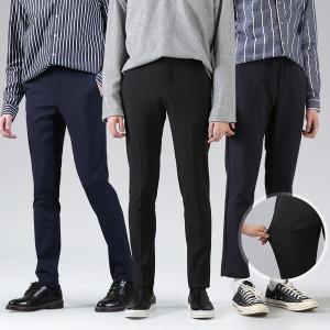 A남성슬랙스/기모바지/밴딩바지/남자면바지/편한바지