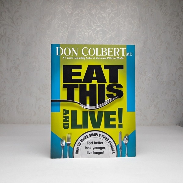영문서적 eat this and live