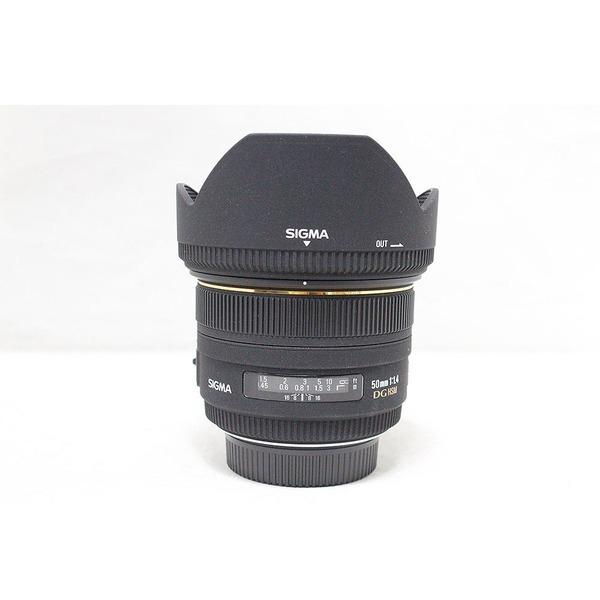 SIGMA 50mm F1.4 EX DG HSM 니콘용 정품 중고