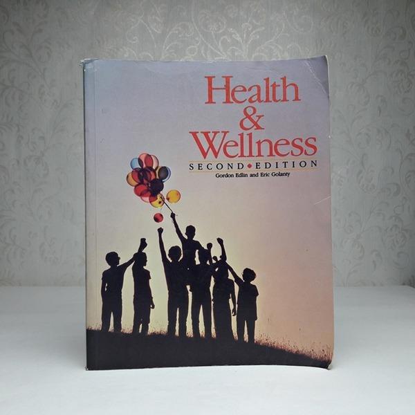 영문/의학 Health and Wellness second edition
