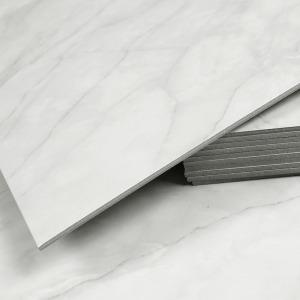 3T 점착식 바닥데코타일 유광대리석 크림화이트 BTL08