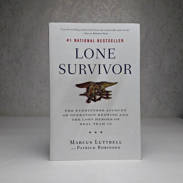영문서적  Lone Survivor / Marcus Luttrell