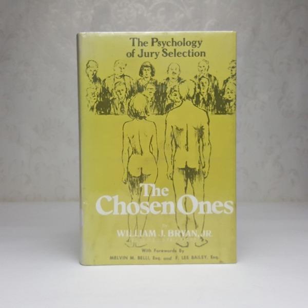 영문서적 the chosen ones / William J. Bryan.jr