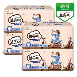 액션핏 팬티 특대형 남아 30매 x 4팩