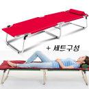 센시요+침대커버(일반형)세트 침대그린+커버와인