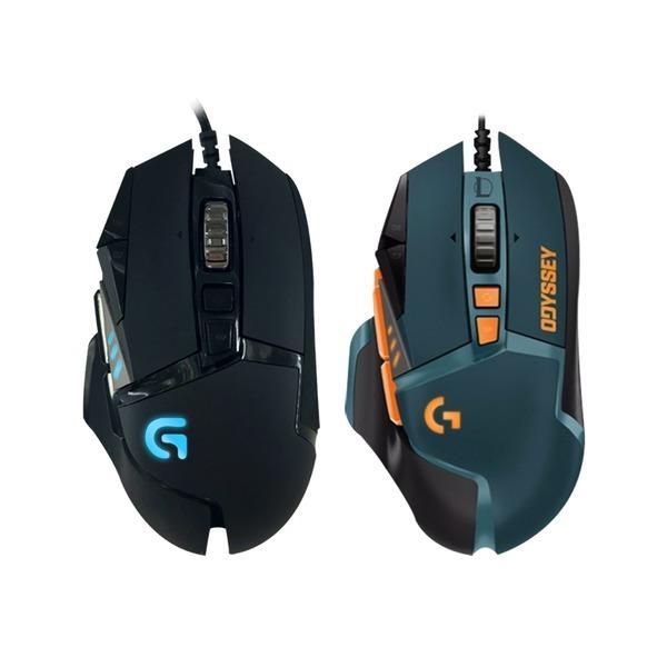 로지텍 G502 HERO 게이밍 마우스 병행