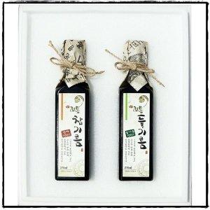 (명절선물세트) 옛맛1호 / 참기름선물세트