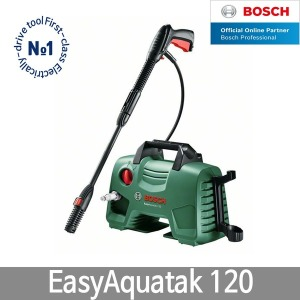 보쉬 NEW EasyAquatak120 고압세척기 세차/청소