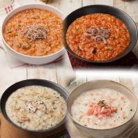 다림식품 씨푸드죽세트(전복2+게살3+매낙2+참치김치2)