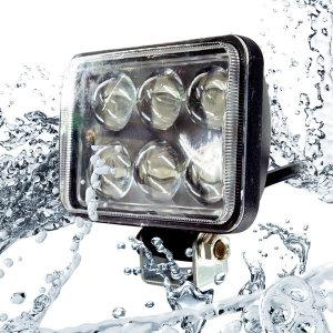 24V전용  18W NO.306 집중형 LED써치라이트 작업등 서