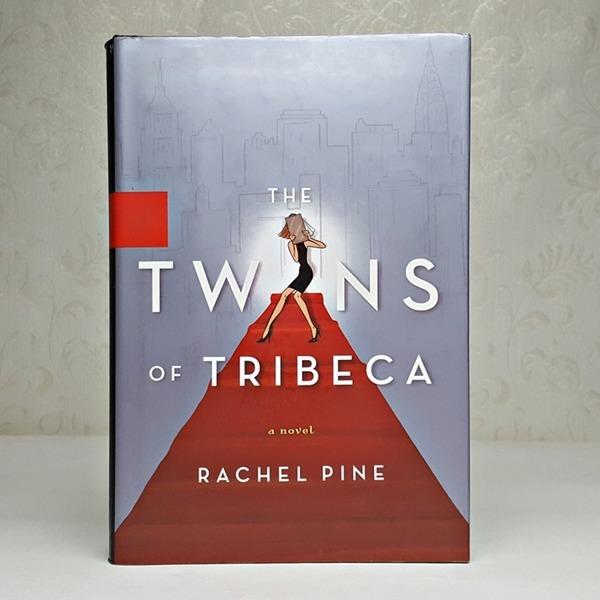 영문소설 The Twins Of Tribeca (Hardcover)