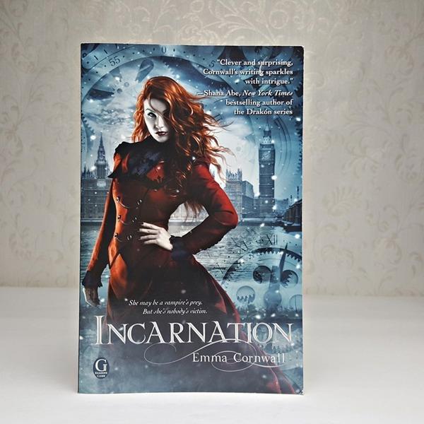영문소설 Incarnation / Emma Cornwall