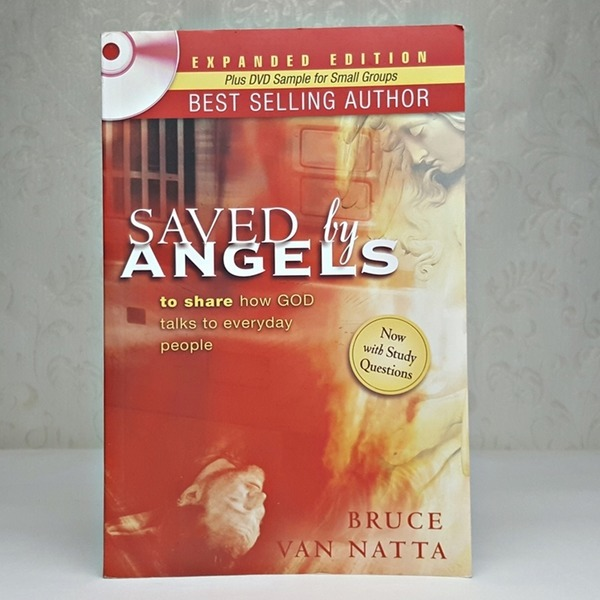 영문서적  Saved by Angels (Study Guide)
