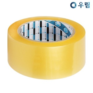 박스테이프 투명OPP포장테이프 투명더블경포장80M50개