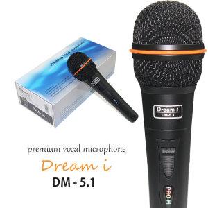 노래방유선마이크 DM-5.1 유선마이크 다이나믹마이크