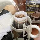 핸드드립 커피필터 25매