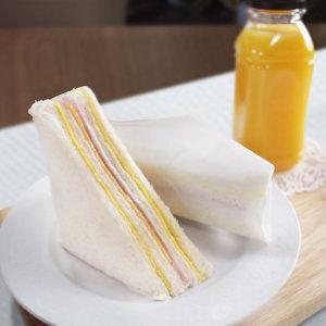 대만샌드위치 5개/햄치즈샌드위치 빵 간식 요즘핫해요