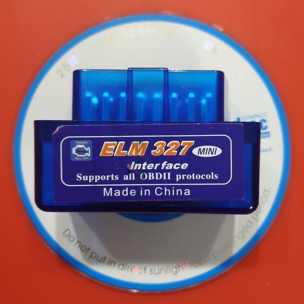 V1.5 ELM327 코딩가능 차량진단 OBD2 스캐너
