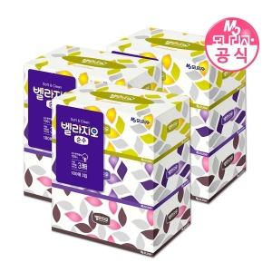 벨라지오 미용티슈 180매 9개/각티슈