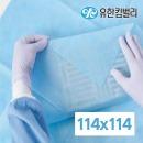 유한킴벌리 킴가드 멸균포 KC400 114x114 100매 84114