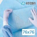유한킴벌리 킴가드 멸균포 KC400 (76x76) 200매 84076