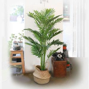 인조나무 조화나무 실내조경 아레카야자130cm