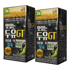 GT두유 검은콩 190ml x 64팩