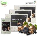 홍삼담은 흑마늘 3박스/추석 명절 선물세트/홍삼