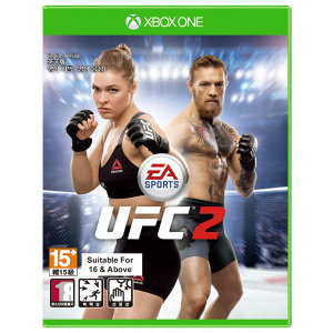 UFC 2 / UFC2 (XBOXONE/중고) 정식발매판