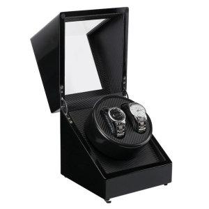 와치 와인더 2구/ 오토매틱 시계 보관 케이스 kc인증