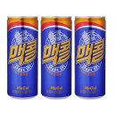 맥콜 250ml x 30캔 / 탄산음료 음료수