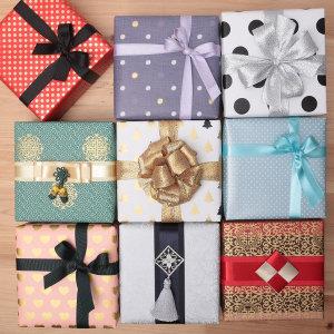 고급 선물포장지 답례품/종이/ 롤포장지 포장재료