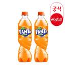 환타 오렌지 600ml x24pet/음료수