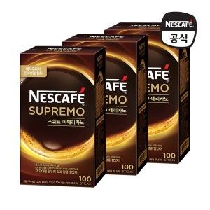 수프리모 스위트 아메리카노 300T /커피믹스