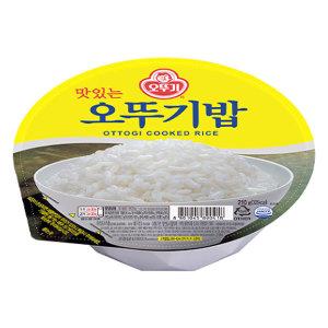 오뚜기밥 210g X 24개 즉석밥