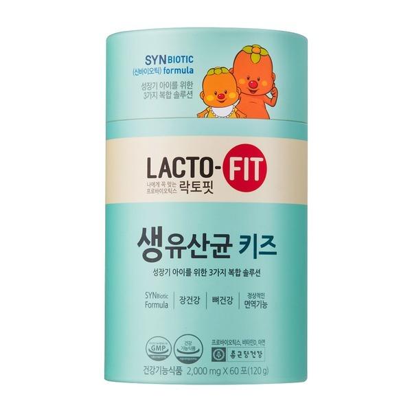 락토핏 생유산균 키즈 (어린이 프로바이오틱스) 1통