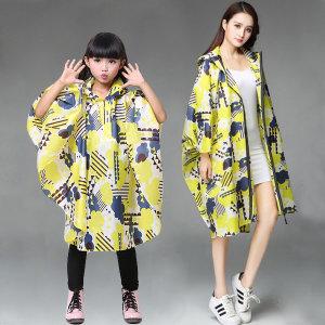 아동 비옷 성인 레인코트 우비 판초우의 아동우의