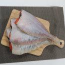 삼천포 용궁수산시장 반건조 생선 알베기가자미