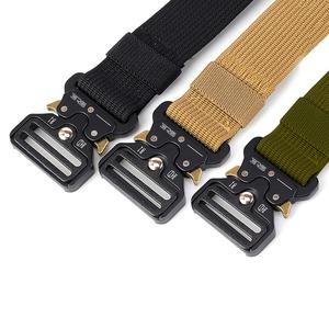 밀리터리 N38 코브라벨트 전술 등산 바지 벨트 허리띠