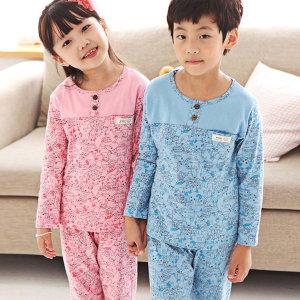 국산 아동 순면잠옷 노마진세일~ 포인터 아동 순면잠옷