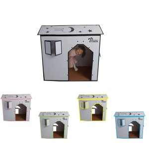 플레이하우스/종이집(테이프 and 전구 추가구성 판매)