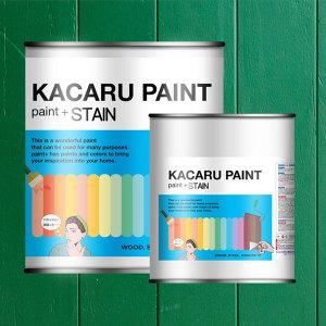 카카루 오일스테인 20L 방부목에 필수적인 페인트
