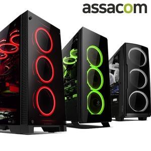 사무용PC/i3 8100/4G/SSD240G/조립컴퓨터본체PC